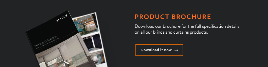 Blinds Brochure
