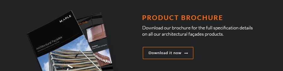 Download Our Architectural Facade Brochure
