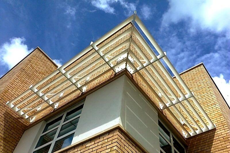 Maple shading just what the doctor ordered at Benenden Hospital