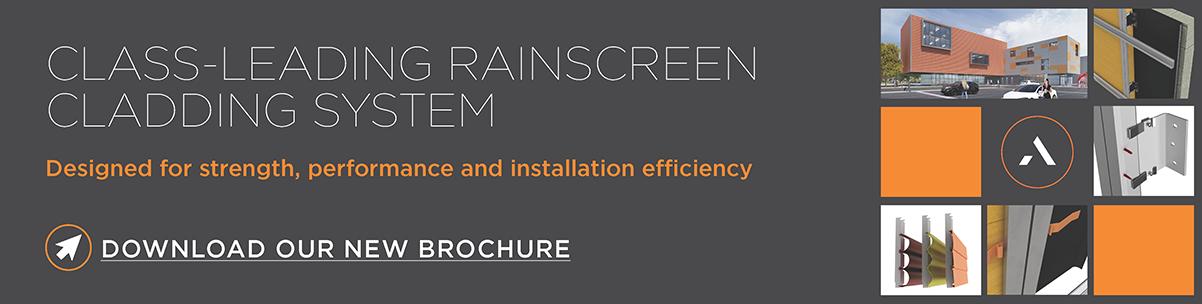 Rainscreen web banner