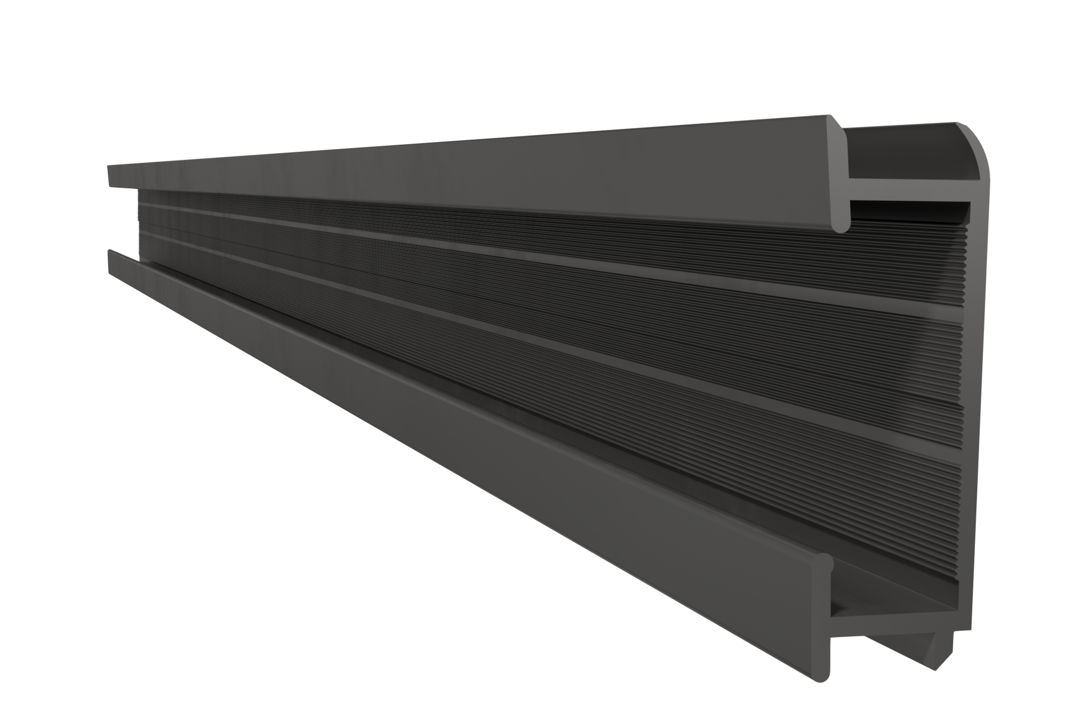 Maple Rainscreen carrier rail