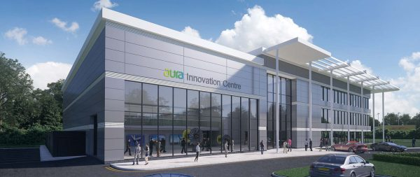 Maple go to extreme lengths for Aura Innovation Centre